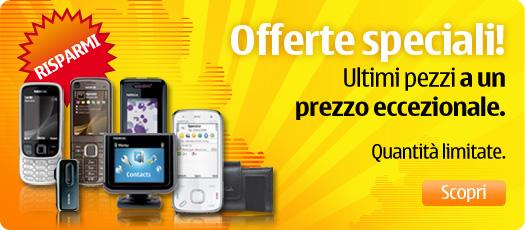 Offerte Speciali Nokia