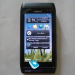 Nokia N8 frontale