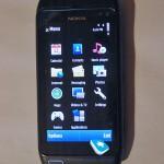 Nokia N8: Menu