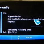 Nokia N8 impostazioni videocamera