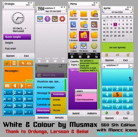 WhiteColour by Musmax