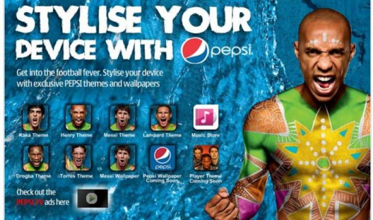 Canale Nokia dedicato ai Mondiali 2010
