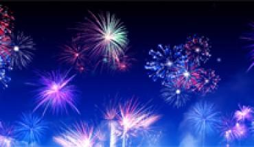 Fuochi d'artificio panoramici per N900
