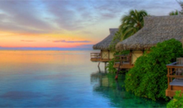 Moorea isola panoramica per N900