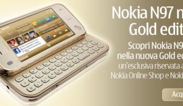 N97 mini Gold Edition