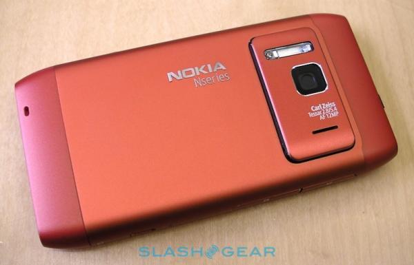 Nokia N8 Orange - Nokioteca
