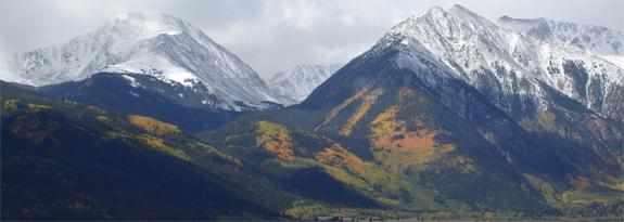 Paesaggio Montano panoramico per N900