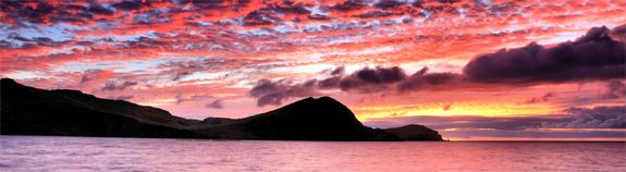 Paesaggio panoramico per N900