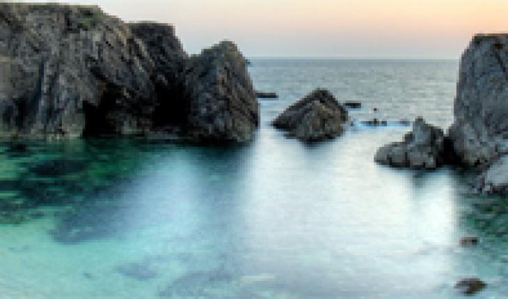 Scogliera panoramica per N900