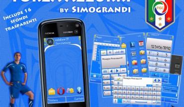 Forza Azzurri by Simograndi