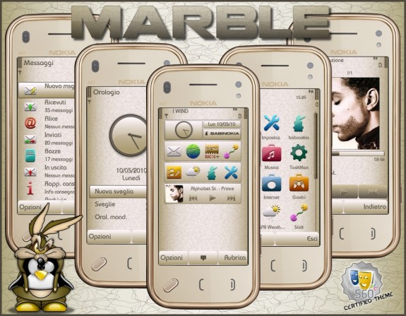 Marble by babi
