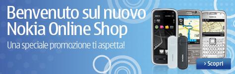Nokia Online Shop - Promozione speciale