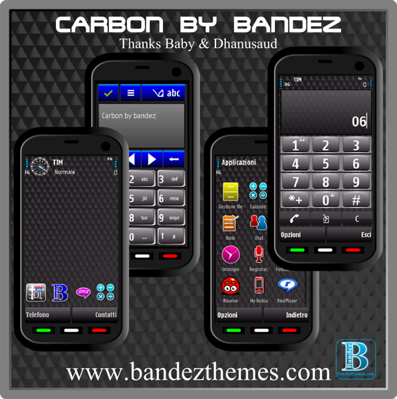 Carbon by Bandez
