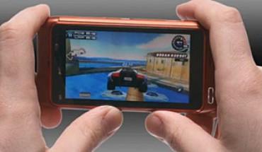 Asphalt 5 su Nokia N8