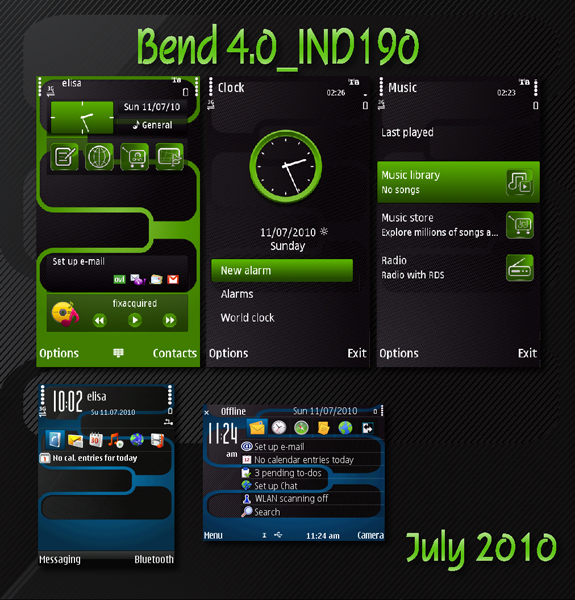 Bend 4 by Indi90