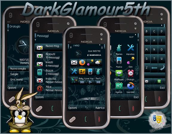 DarkGlamour5th by babi