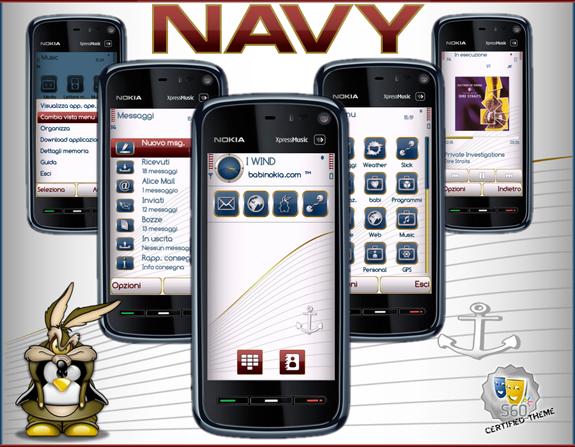 Navy by babi