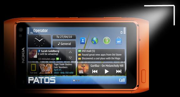 Nokia N8 rubato