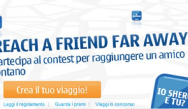 Nokia, Reach a friend far away