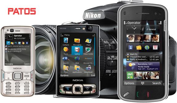 Nokia, camera phone