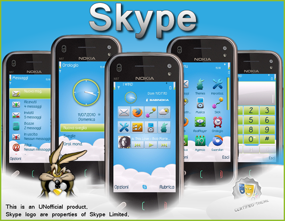 Skype by babi