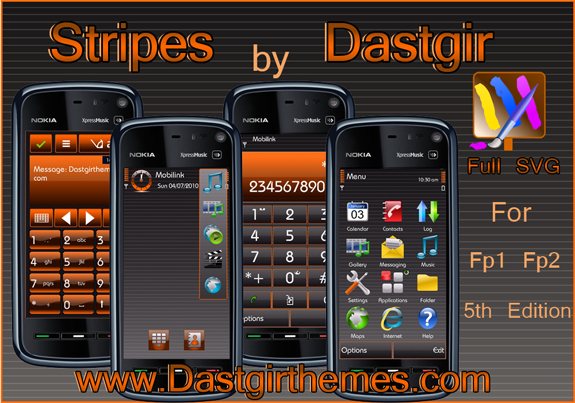 Stripes by Dastgir