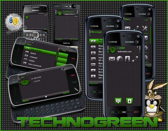 Technogreen by babi