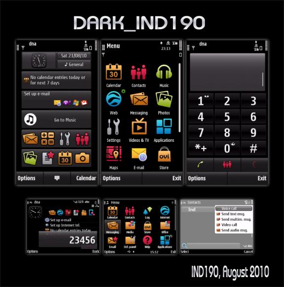 Dark by IND190