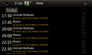 MovieSchedule