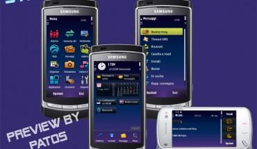 Symbian ^3 Theme