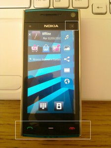 Nokia X6 Hardware