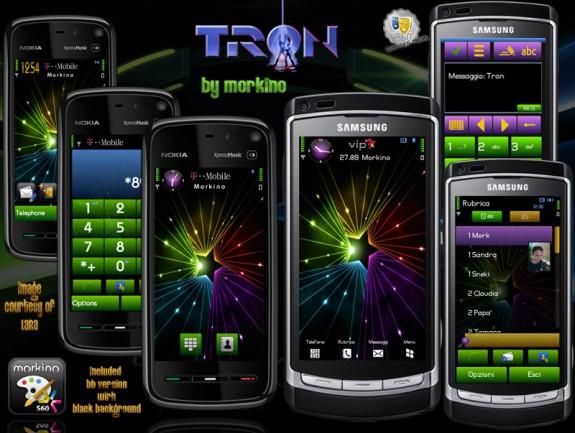 Tron by morkino