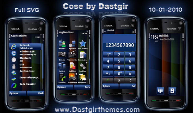 Cose by Dastgir