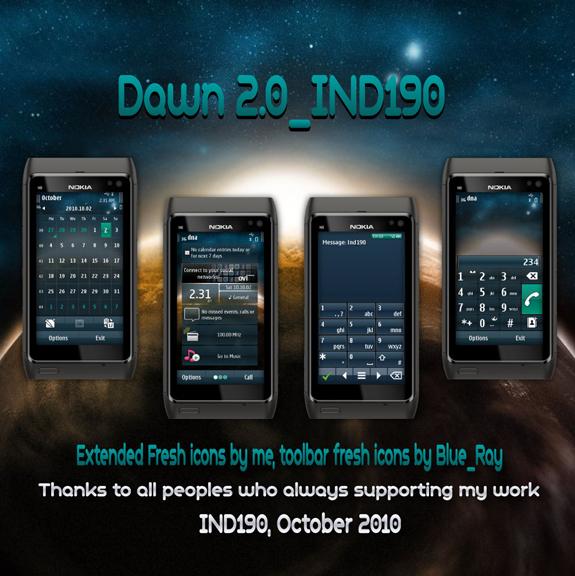 Dawn 2.0 by IND190