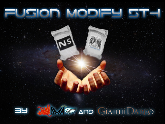 Fusion Modify 5th by DMA & GianniDarko