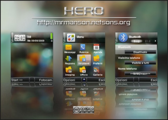 Hero by MrM@nson