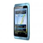 Nokia E7 blu