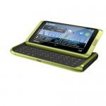 Nokia E7 verde