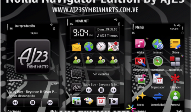 Nokia Navigator Edition by AJ23