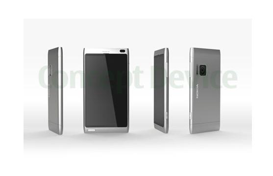 """Nokia """"U"""", il concept finale di Design by Community"""