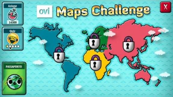 Ovi Maps Challenge