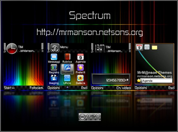 Spectrum by MrM@nson
