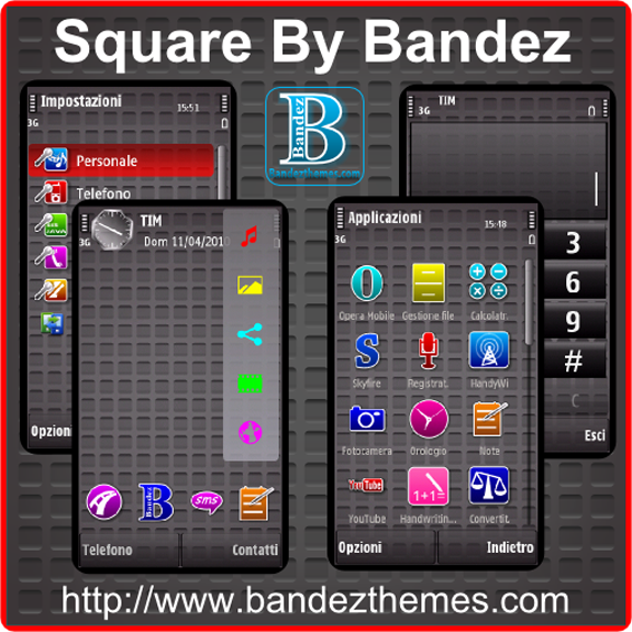 Square by Bandez