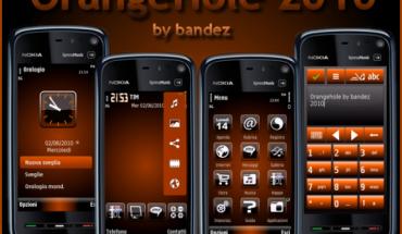 OrangeHole by Bandez