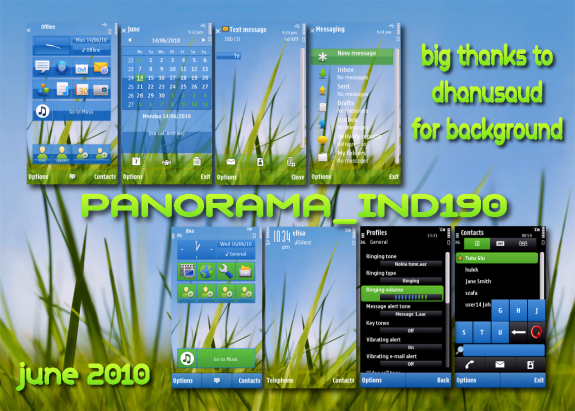 Panorama Theme by IND190