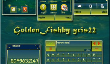 Golden Fish by yris22