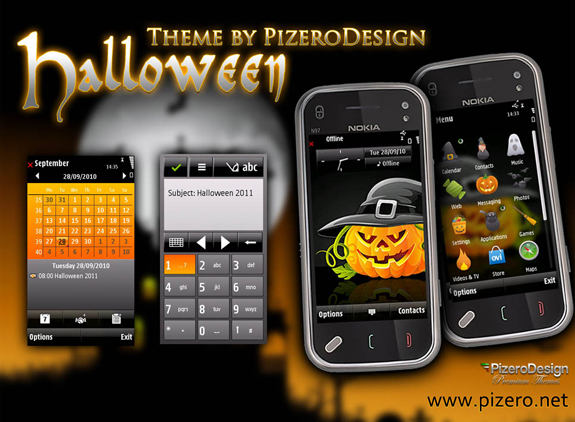 Halloween 2010 By Pizero