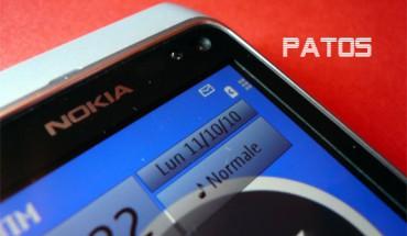 Nokia N8, modalità di risparmio energetico