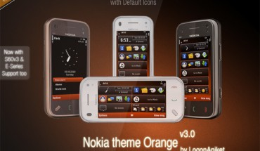 Nokia Orange v3 by LA