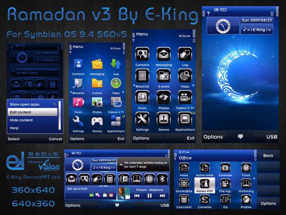Ramadan v3 by E-King